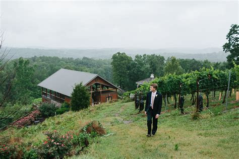 Margaret   Jeff   Wolf Mountain Vineyard Wedding