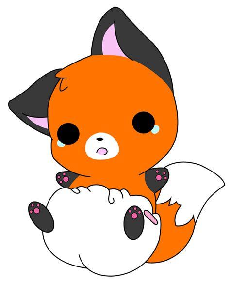 cute baby fox drawings