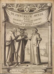 'Dialogus de systemate mundi' de Galileo.   E.M.
