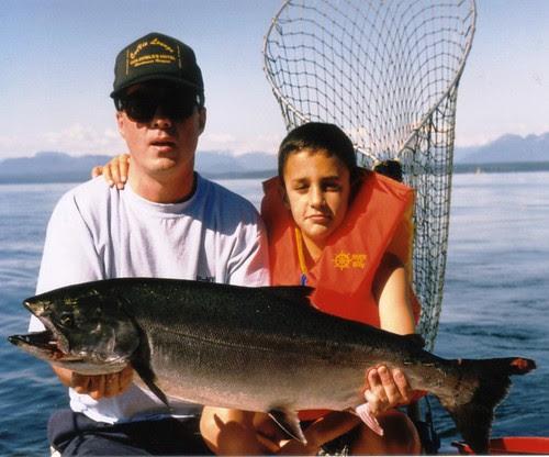 Tyee Salmon