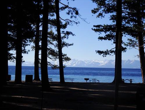 Lake Tahoe--February