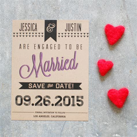 12 Free Printable Save The Date Cards Stylish Enough For