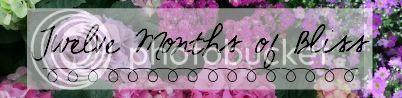 EG's Twelve Months of Bliss