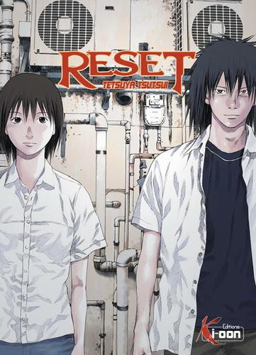 Reset de Tetsuya Tsutsui