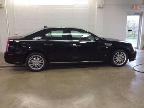 Find used 2009 Cadillac STS V6 in 766 Miamisburg ...