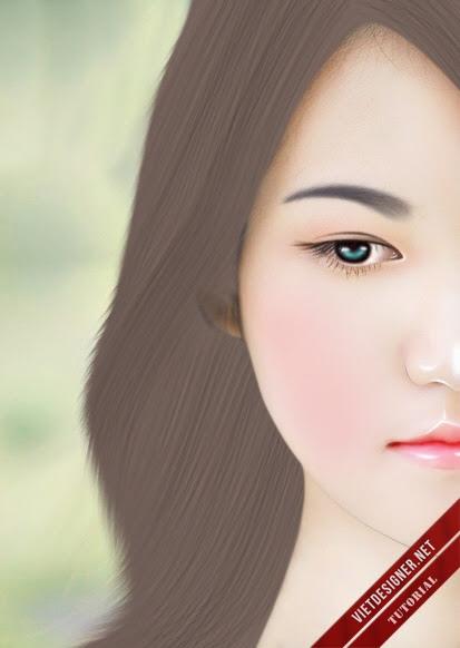 tranh vẽ, trung hoa, tutorial