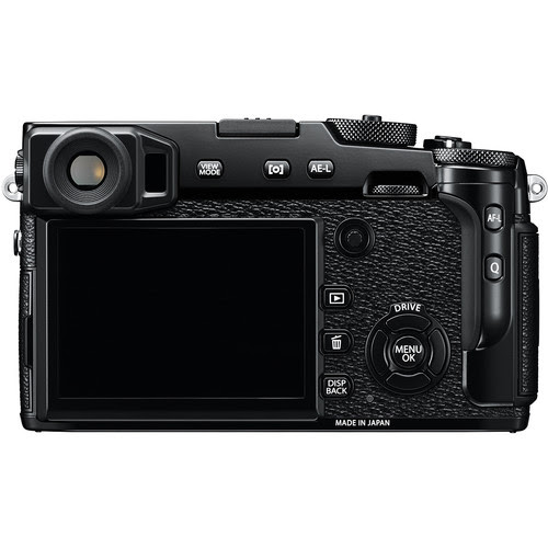 Fujifilm X-Pro2 Mirrorless Rear View
