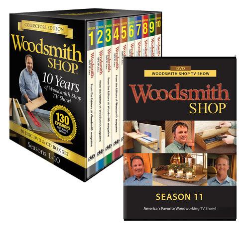 Woodsmith Shop - Ame