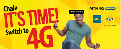 2016 UPDATE: MTN 4G LTE Is Now Ready and Available In Lagos And Ibadan