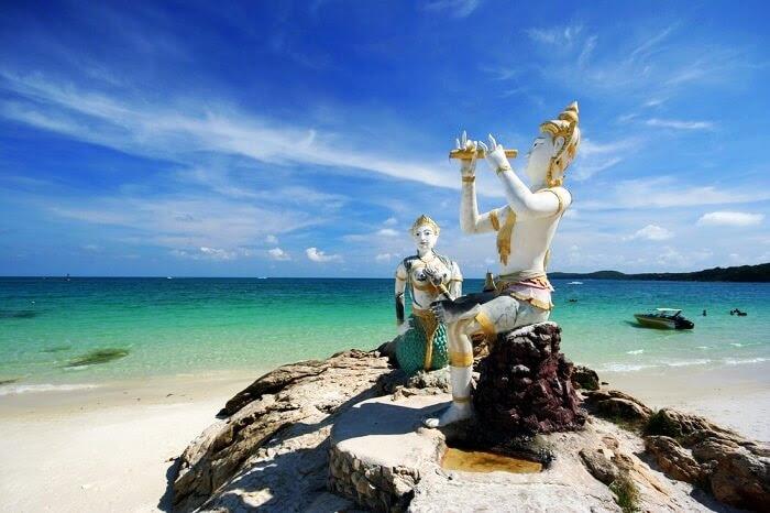 10 Surreal Islands In Pattaya