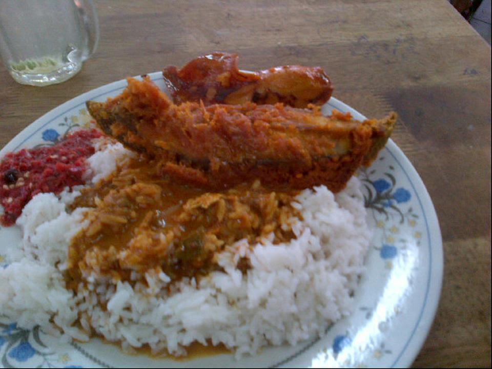 Suberi Nasi Kandar