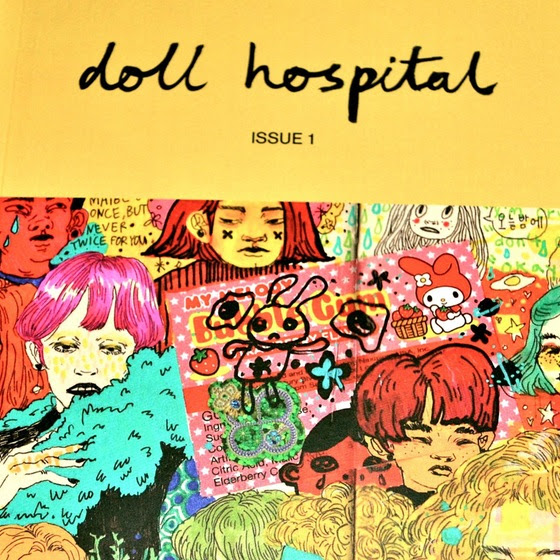 Image result for doll hospital journal