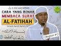KESALAHAN FATAL DALAM MEMBACA AL-FATIHAH Oleh Ustadz Hardi Damri