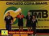 Tênis de mesa do Jundiaí Clube termina em 2º na 1ª etapa da Copa Brasil Sul/Sudeste