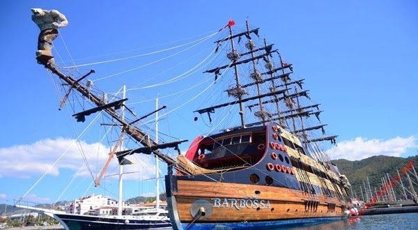 Içmeler Korsan Gemisi Turu Book 3 Get 2 Free Icmeler Excursions