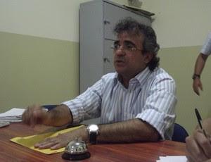 Jorge do Rosário, novo presidente do Potiguar de Mossoró (Foto: Marcelo Diaz/Divulgação)