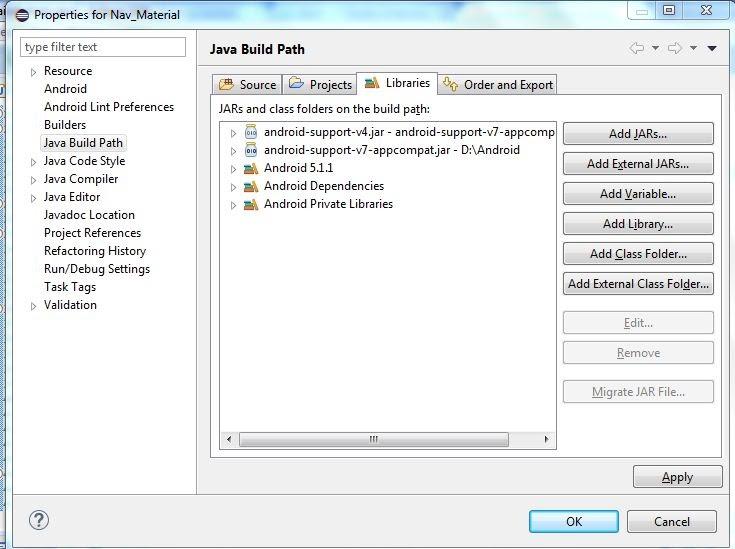 Android Support V7 Appcompat Jar Download