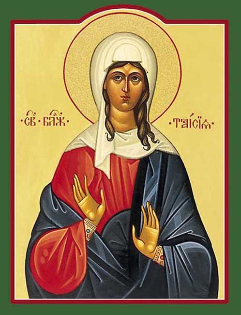 IMG ST. THAIS of Egypt