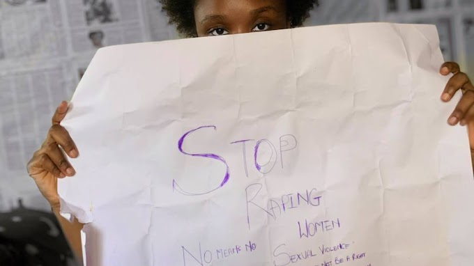 More Nigerians Protest Against Rape, Demand Justice For Uwa & Other Victims (Photos)