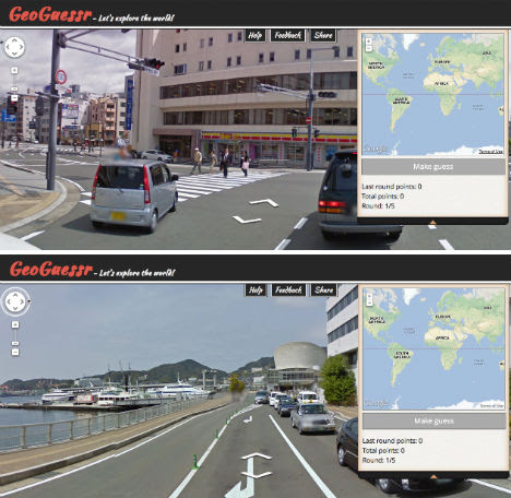 Test Your Geography Skills With Google Maps Game Urbanist