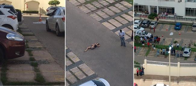 suicídio no Edifício Brisas, em São Luís