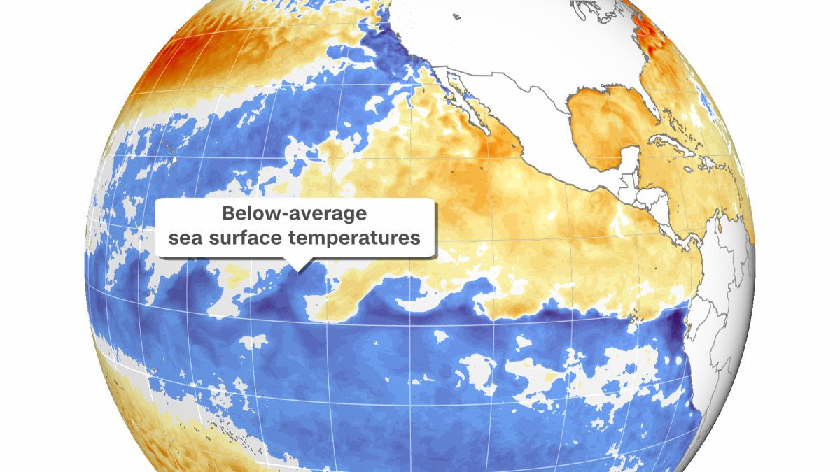La Niña has arrived and will stick around. Here is what that means for the dry Southwest and US hurricanes