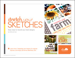 Stretch Your Sketches: Easy ways to recycle your best designs (by Donna Jannuzzi)