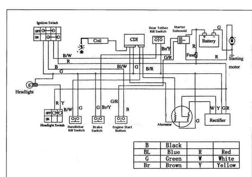 Diagram Wiring Diagram Cdi Vario 110 Full Version Hd Quality Vario 110 Longwiring Angelux It