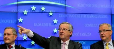 UE e FMI na Irlanda para discutir ajuda à banca