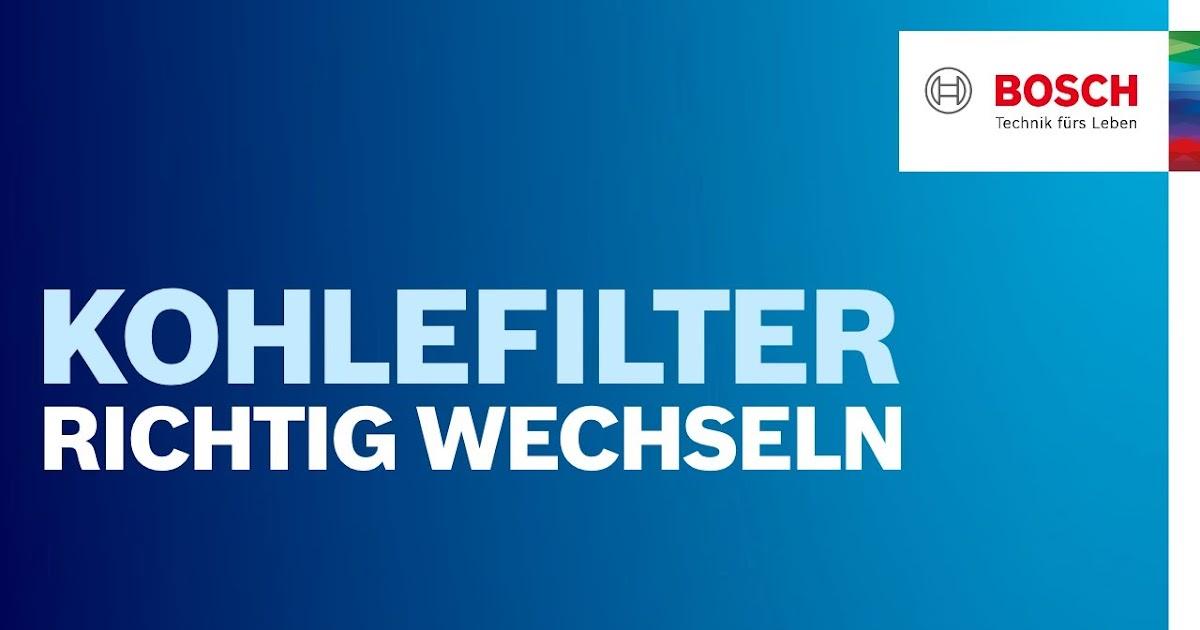 Aeg Dunstabzugshaube Filter Wechseln 2021