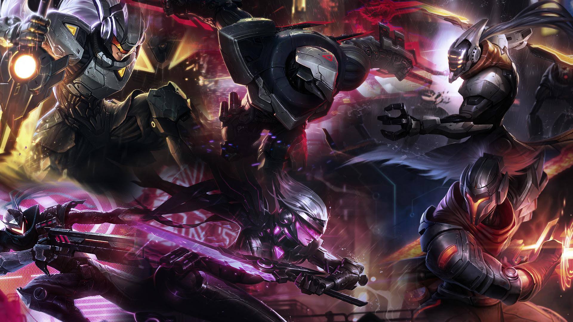League Of Legends Project Wallpaper 84 Images