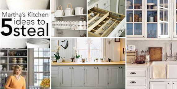 Martha S Kitchen Cabinets At The Home Depot Huffpost Life