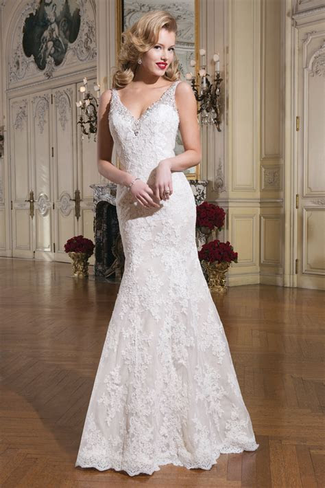 8737 by Justin Alexander   Wedding Dresses   Guides for Brides