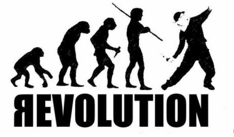 Evolution or Revolution??