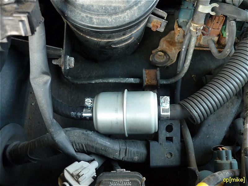 94 Toyotum Truck Fuel Filter