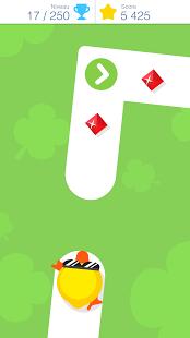 تحميل اللعبة المسلية تاب تاب داش للأندرويد والأيفون  tap tap dash