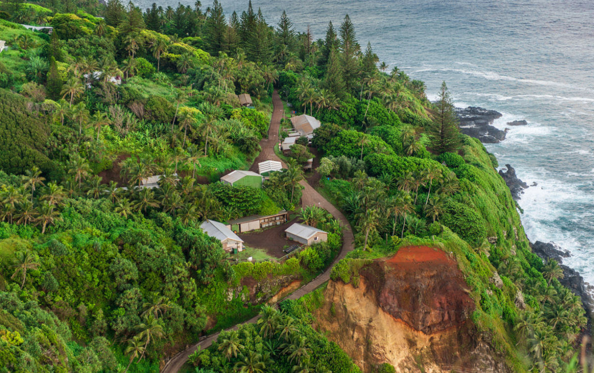 Como é viver em uma pequena ilha britânica no meio do Pacífico 13