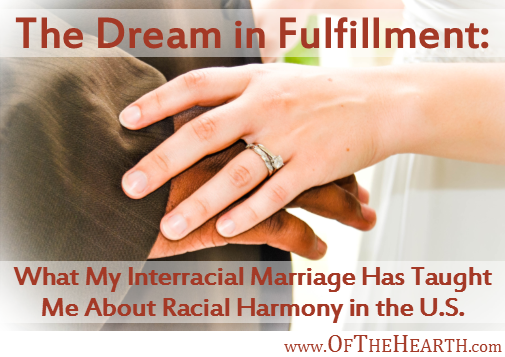 What My Interracial Marriage Has Taught Me About Racial Harmony
