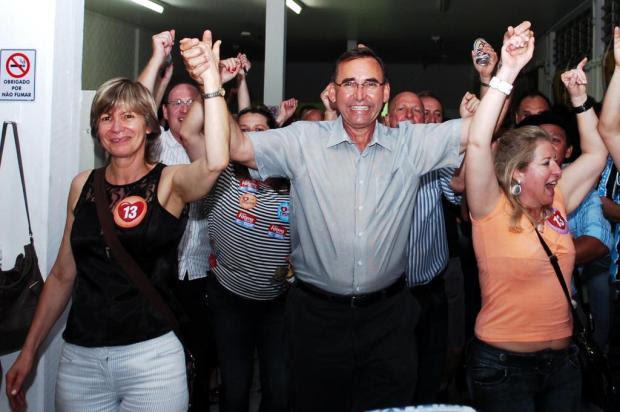 TSE nega recurso e registro de prefeito reeleito em Novo Hamburgo é rejeitado Miro de Souza/Agencia RBS