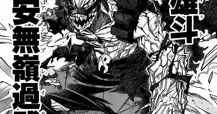 Boku No Hero Academia Kirishima Unbreakable Dowload Anime