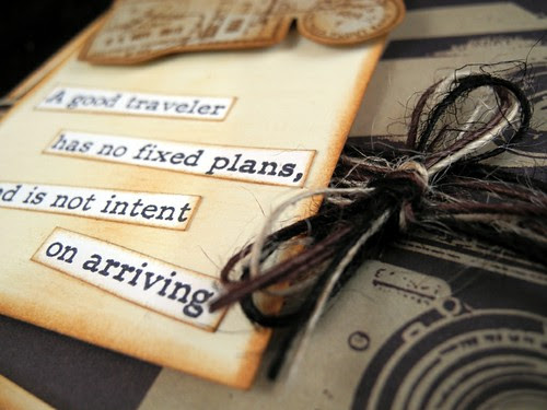 A Good Traveler (details)