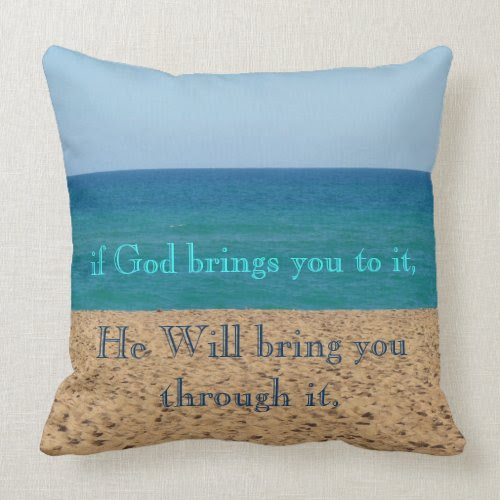 Inspiring Quote Throw Pillow mojo_throwpillow