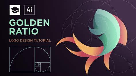 design  logo  golden ratio  adobe
