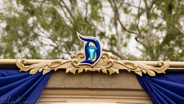 Disneyland Resort, Disneyland60, 60, Anniversary, 24, Hour, Party, Celebration, Kick, Off, Disneyland, Decor, Decoration, Decorations