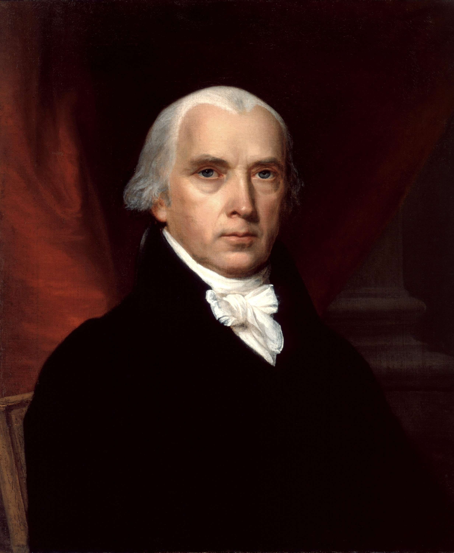 John Vanderlyn: James Madison