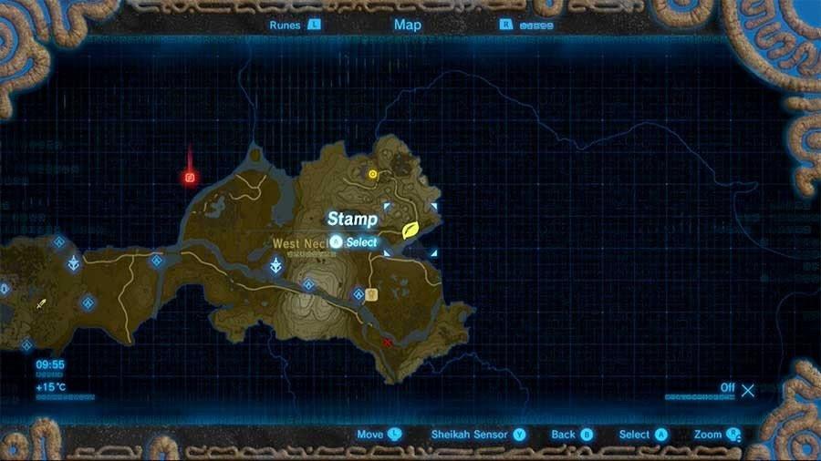 Zelda Breath Of The Wild Where To Find Hestu Locations