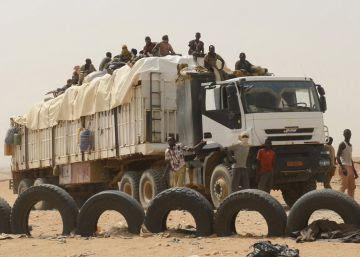 8 cifras para entender la tragedia de las migraciones en África