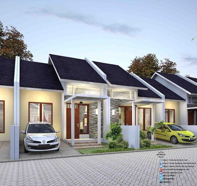 Rumah Minimalis 3d Tampak Depan   Ide Rumah Minimalis
