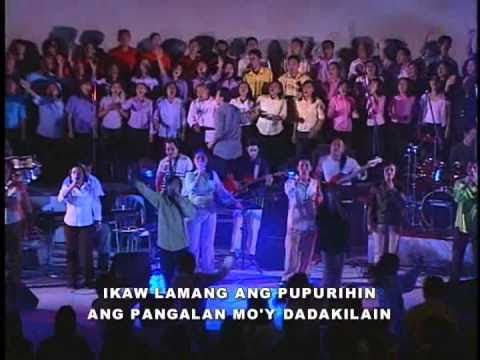 Praise And Worship Tagalog Version: February 2015