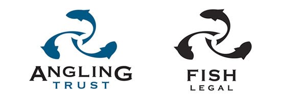 Fish Legal and Angling Trust Logos